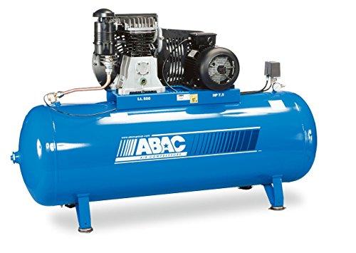 TAP 0003752 Compresseur stationnaire Pour usage intensif Capacité Réservoir 500L 2030mm x 670mm x 1400mm