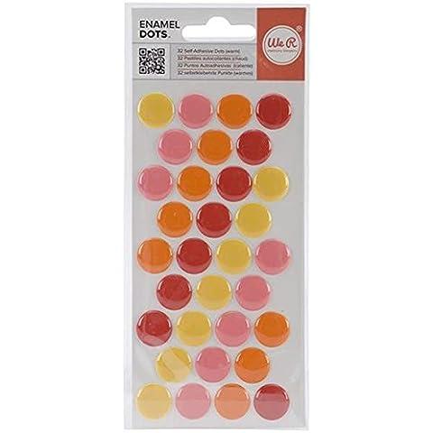 Abbiamo R smalto Dots & forme-Warm punti, (Smalto Dot)