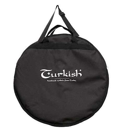 Turkish Cymbals Moderate Set 3 (Hi-Hat 14″+Crash 16″+Ride 20″+Bag)