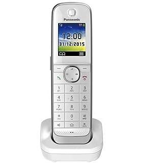 Panasonic KX-TGJA30EXW Mobilteil inkl. Ladeschale weiss