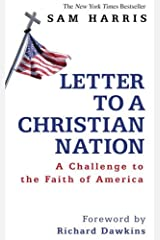 Letter To A Christian Nation by Sam Harris (12-Feb-2007) Hardcover Hardcover