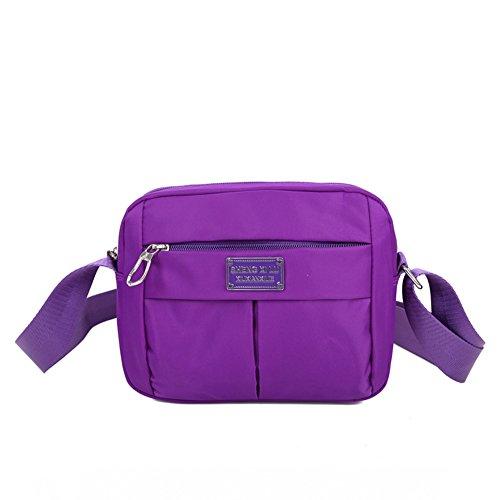 Borsa coreana Messenger/sacchetto di spalla casuale di moda/Oxford borsa sportiva di stoffa/Ms. borsa diagonale-B E