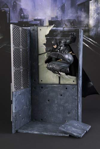 Kotobukiya KotSV128 - DC Comics ARTFX+ Serie Batman Arkham Knight - 1/10 Scale Diorama 25 cm
