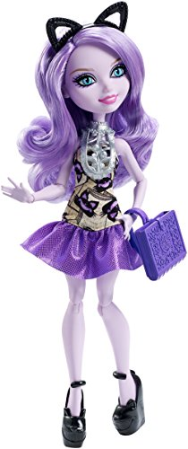 Ever After High Book Party Kitty Cheshire Doll by Ever After High (High Cheshire After Ever Kitty)