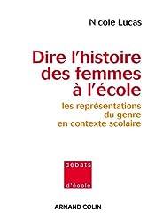 Dire l'histoire des femmes à l'école - Les représentations du genre en contexte scolaire