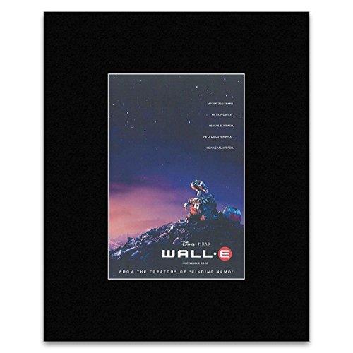 wall E–von Andrew Stanton Mini Poster–30,3x 25,4cm (Poster Wall-e)