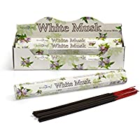 Stamford White Musk Incense, 20 Sticks X 6 Packs preisvergleich bei billige-tabletten.eu