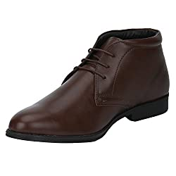 Bond Street by (Red Tape) Mens Brown Boots - 8 UK/India (42 EU)