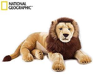 Venturelli 770755 Peluche de león Super Gigante (ngs)