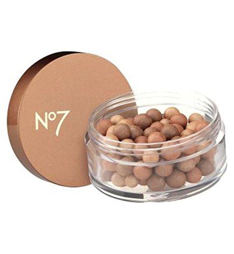 No7 Parfaitement Bronzé Perles De Bronzage
