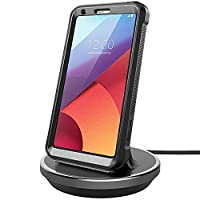 USB Type-C Desktop Charging Dock, NXETŽ USB-C Charger Stand with Cable for Samsung Galaxy S9 S8+ Note 8, Google Pixel 2/Pixel 2 XL, Nexus 6P/5X, OnePlus 6/5T/5/3T, LG G7/G6/G5/V20/V30, HTC U11/10/U Ultra, Huawei P9 P10 P20 Plus, Sony Xperia XZ2 XZ1 and M