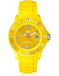 Ice-Watch Armbanduhr Sili-Forever Small Gelb SI.YW.S.S.09