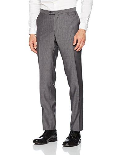 CG CLUB of GENTS Herren Hose CG Cedric, Grau (Grau 81), 50
