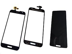 LG Optimus G Pro E986 Touch Screen Glas Front Display LCD Original NEU black