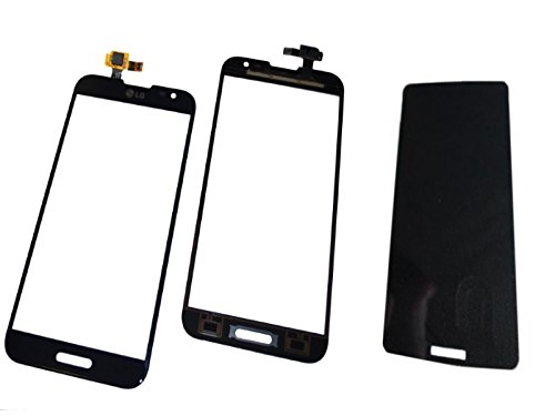 6 Touch Screen Glas Front Display LCD Original NEU black (Lg G Pro Display Lcd)