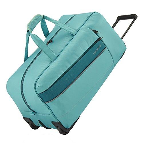 """Travelite """"Kite"""" Rollentasche - Trolley-Reisetasche, 64 cm, 68 Liter, Farbe: Mint"""