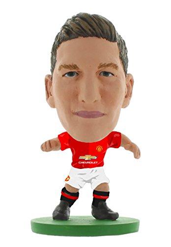 SoccerStarz SOC941 2017 Version Man Utd Bastian Schweinsteiger Home Kit