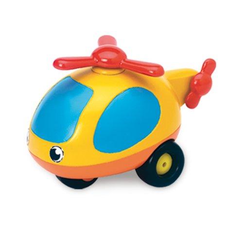 Imagen 1 de Vroom Planet 750016 - Helicóptero Mini Bolido (Smoby)
