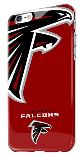 NFL Atlanta Falcons iPhone 6 Oversized Logo TPU Cell Phone Case