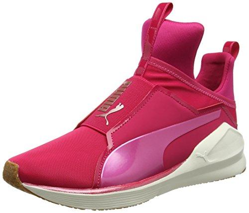 Puma Fierce VR, Chaussures de Fitness Femme, Noir, 37 EU