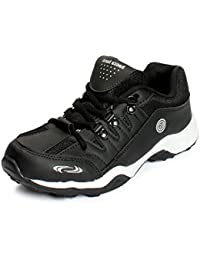 Bacca Bucci Men PU Black Sport Shoes
