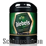 Diebels Brauerei Premium Altbier - 1 x 6 L Perfect Draft