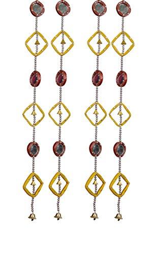 Toran ( Side Door Chain) Door Hangings, Door Chain, 5 Feet Long ( Unique GIO Design )