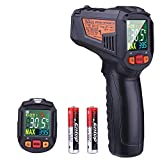 Infrarot Thermometer Tacklife IT-T08 Digital Laser Thermometer mit Farbe LCD Bildschirm -50 bis 380°C Berührungsloses IR Thermometer Pyrometer Temperaturmessgerät MAX Hold Anzeige