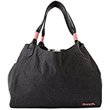 Bench Damen Big Beach Bag Schultertasche, Strawberry Pink, 40 x 40 x 45 cm