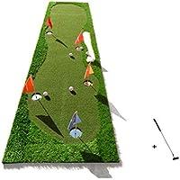 Wushuang Colchoneta De Golf, Equipo De Entrenamiento para El Campo De Golf Portátil Mini Golf Practice Blanket