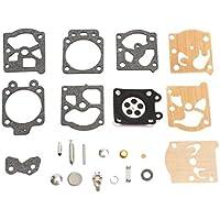 Kit de reparación de carburador K20-WAT Juego de juntas de herramienta de reconstrucción para accesorios de motocicleta Walbro Piezas de reparación Carburador de combustible - Mezclar color