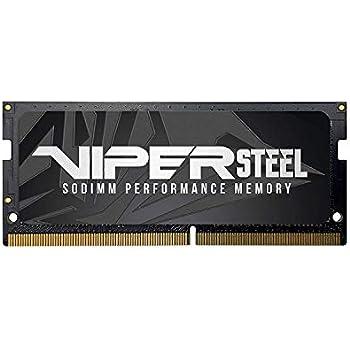 Patriot Memory Viper Steel SODIMM DDR4 2400 16GB (1x16GB) C15 ...