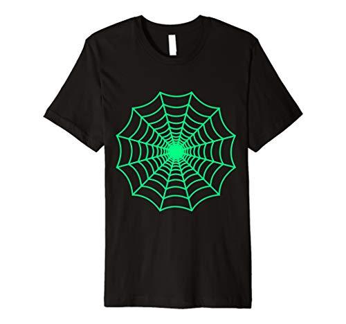 Spider Web Shirt | Happy Halloween ()