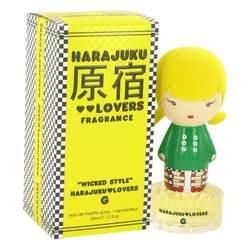 Harajuku Lovers Wicked Style G Eau De Toilette Spray By Gwen Stefani