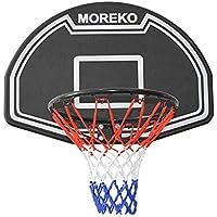 XZYB-lqj Songmin La Norme Panier De Basket-Ball Filet De Basket-Ball Adulte De Plein Air Mural Tirer Jeu De Sport Diam/ètre 45cm Syst/ème de Basket-Ball