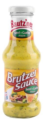 Bautzner Brutzel-Sauce Geschmacksrichtung Pikant-Senf