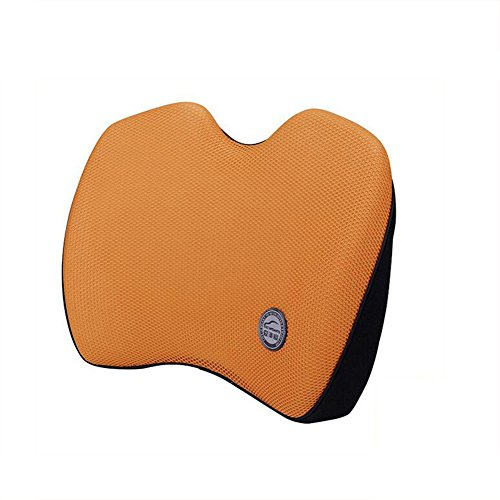 Preisvergleich Produktbild Memory Foam Lordosenstütze Kissen Zurück Kissen Für Niedrigere Rückenschmerzen, Fahrersitz, Bürostuhl LAD-I,Picture2