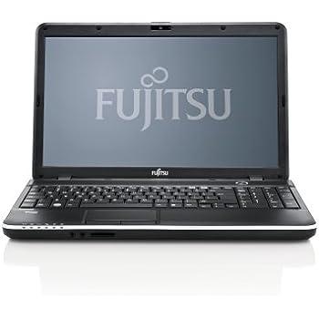 Fujitsu LIFEBOOK A512 NG 39,6 cm (15,6 Zoll)Anti-Glare-HD-LCD im 16:9-Breitbildformat Notebook (Intel Pentium 2020M, 2,4GHz, 4GB RAM, 500GB HDD, DVD, Win 7 HP) schwarz