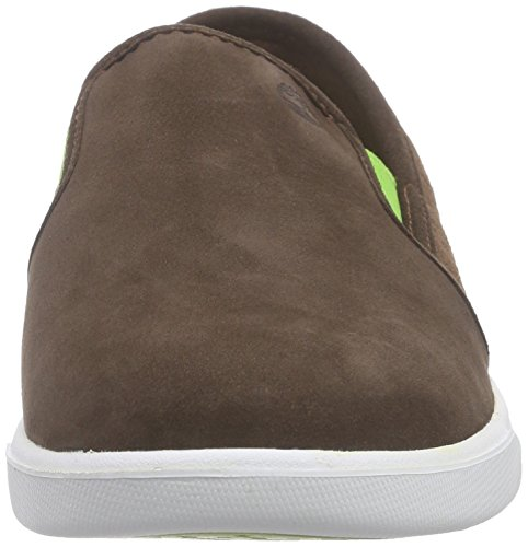 Timberland Groveton_groveton Slip On Unisex-Kinder Low-Top Braun (Promo Brown Naturebuck)