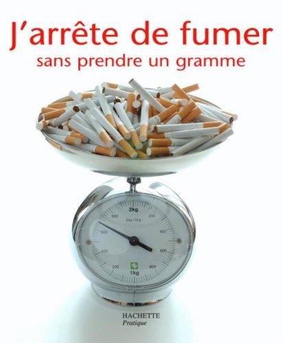J'arrête de fumer sans prendre un g...