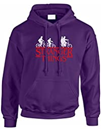 Hannibal Film Clock Drawing Cult TV Lector Hoodie Hooded Top All Szs and Clrs