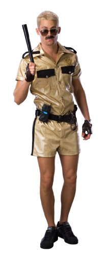 Highway Patrol Officer Kostüm - Größe Uni (Kostüme 911)