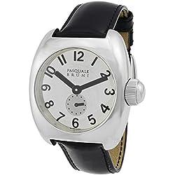 Pasquale Bruni Uomo Edelstahl Swiss Made Automatic Herren-Armbanduhr 01masp2