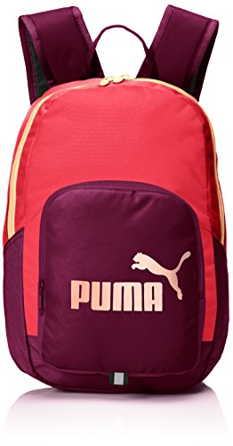 Puma Unisex Fase Small Backpack Mochila, unisex, PUMA Phase Small Backpack, love potion-dark purple, OSFA