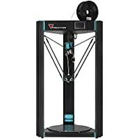 Stampante 3D ANYCUBIC D Delta Kossel Stampa di grandi dimensioni 370 * 455mm FDM Stampa 3d in metallo con ultrabase Hotbed EU Plug + Free 1kg PLA Filament