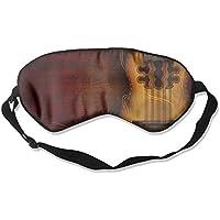 Eye Mask Eyeshade Guitar Art Sleep Mask Blindfold Eyepatch Adjustable Head Strap preisvergleich bei billige-tabletten.eu
