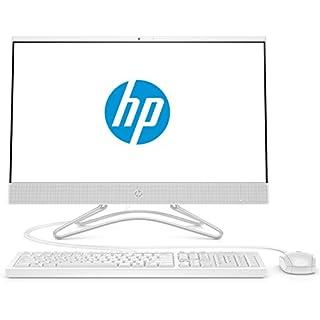 HP 24-f0500ng (23,8 Zoll / Full HD) All in One PC (AMD A9-9425, 1TB HDD, 8GB DDR4 (1x 8GB), Radeon R5 Grafik, Windows 10) weiß
