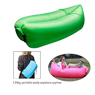 Outdoor Air Sofa, Inflatable Sofa, Inflatable Air Bed, Lay Bag, Festival essentials
