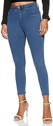 Amazon Brand - Inkast Denim Co. Women's Skinny Fit J
