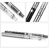 Vaper Cigarros Electronicos, MONVAP M2 Ecig, 2 * Vape Pen + 5* E Liquido, 1.6ohm 2ml, Battería Recargable Cigarrillos Electronicos, E Cigarette Sin Nicotina 0.0mg (M2)